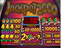 Ny Jackpot 2000 jackpot
