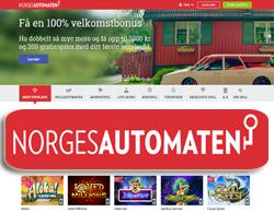 NorgesAutomaten - spilleautomater