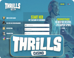 Thrills - spilleautomater