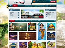 EuroSlots design