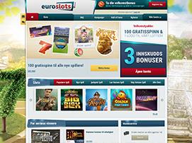 EuroSlots tilbud