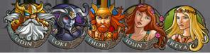 The Gods of Hall of Gods