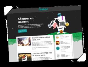 Casumo-casino-startside