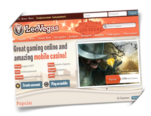 Leovegas-Casino-startside