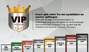 PrimeSlots VIP program spilleautomater