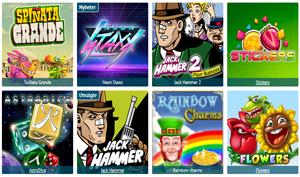 PrimeSlots spill spilleautomater