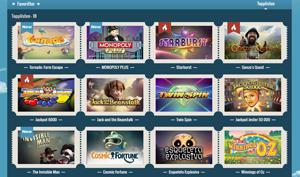 thrills-casino-spill-utvalg