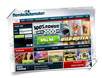 Norskeautomater6000