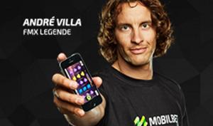 Mobilbet Ambassadør Andre Villa