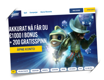 igame stor