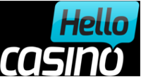 Promo Logo Hello Casino