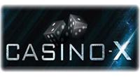 Casino X logoi spilleautomater