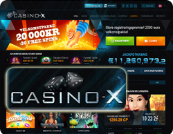 casino-x-spilleautomater