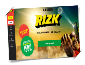 rizk front