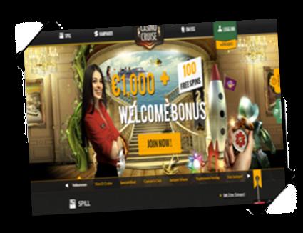 Casino cruise forside