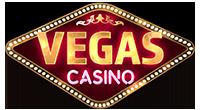 VegasCasino logo spilleautomater