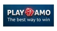 Playamo logo spilleautomater