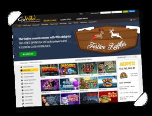velkomstbonus hos GoWild Casino
